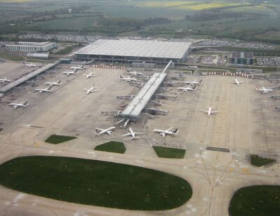 Manchester Airports Group Partners with CarbonClick