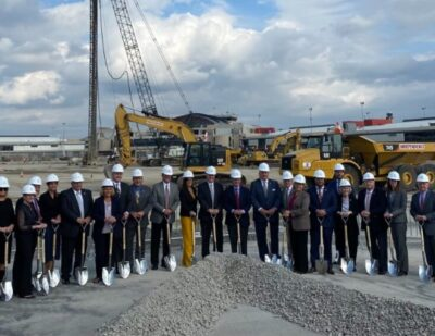 PIT Breaks Ground on $1.4 Billion New Tech-Forward Terminal