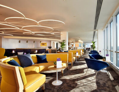 Plaza Premium Group Unveils Lounge Services in London Gatwick Airport