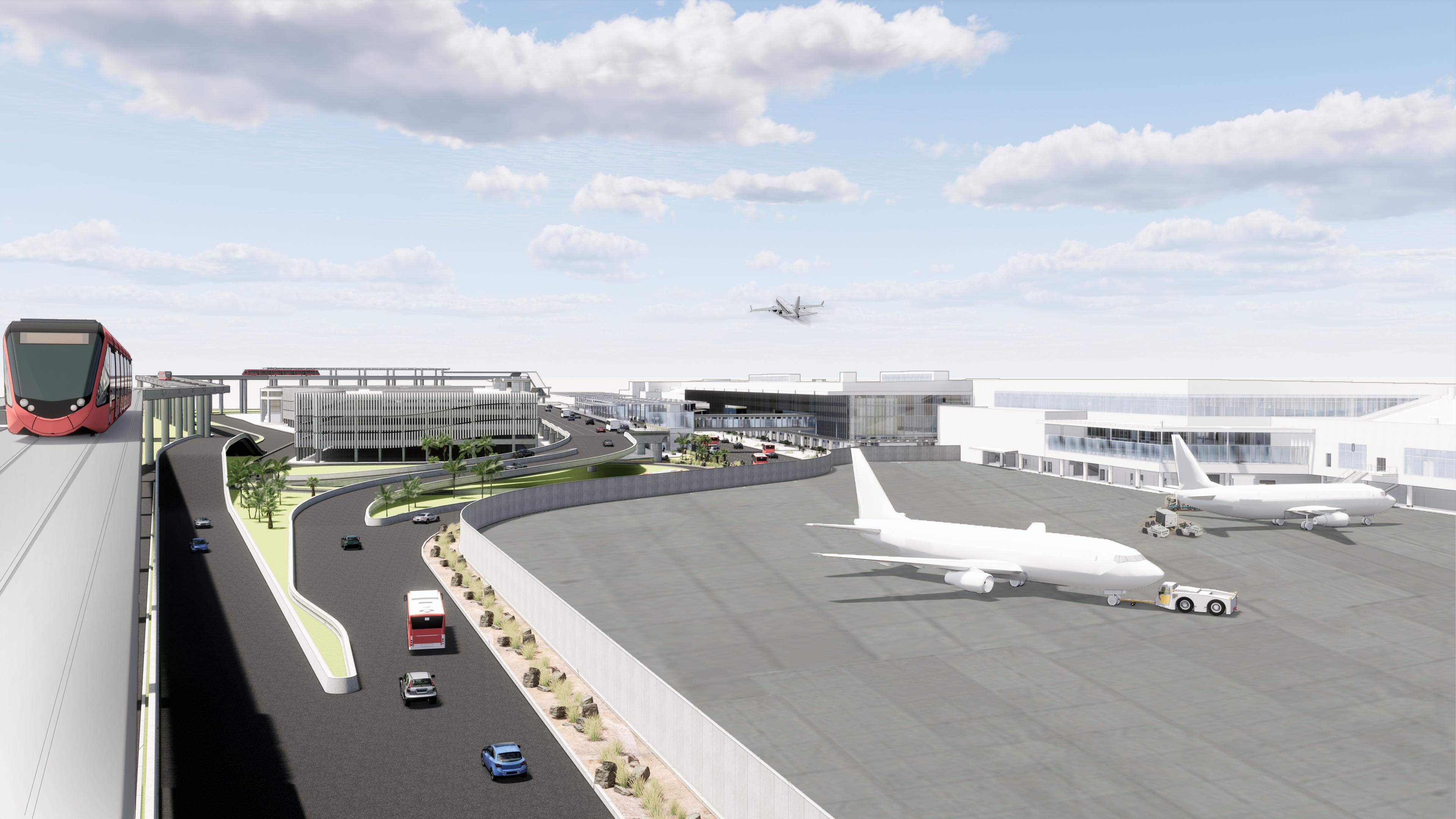 San Diego County Regional Airport Authority Advances New SAN T1