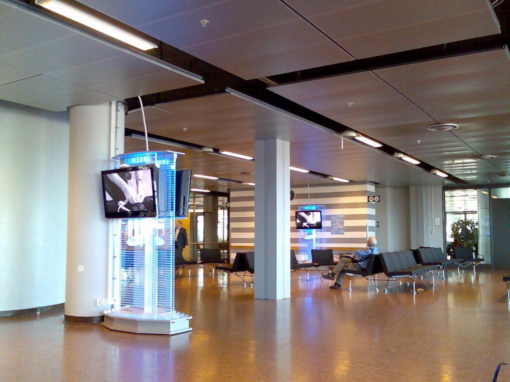 stockholm arlanda terminal