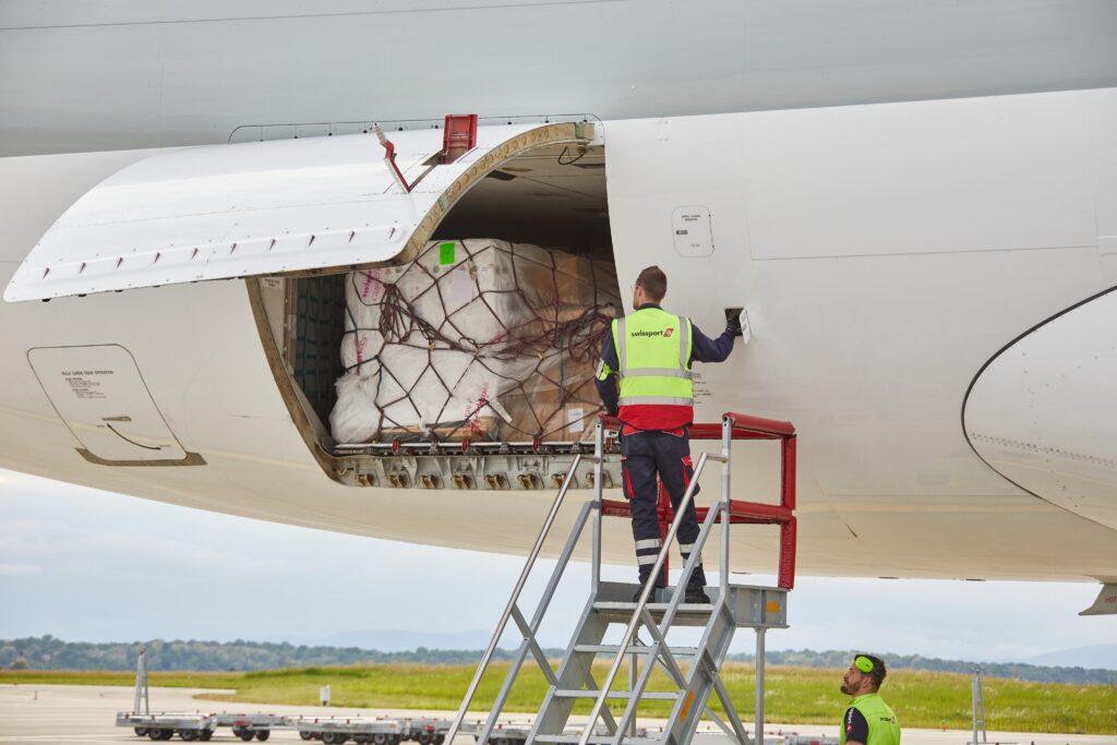 swissport cargo canada