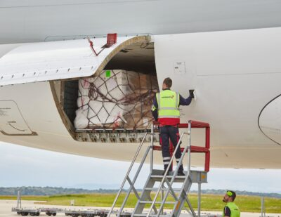 Swissport Opens Three New Air Cargo Warehouses in Canada