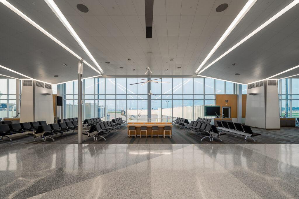 View Windows Memphis Airport
