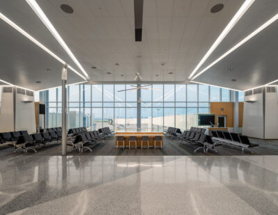 ViewSmart Windows Installed at Memphis International Airport