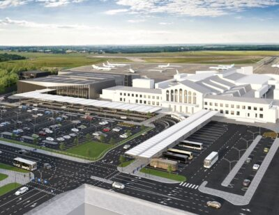 Vilnius Airport Launches Tender to Construct New Departures Terminal